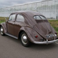 1950 split window vw beetle for sale