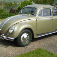 1957 VW Beetle for Sale