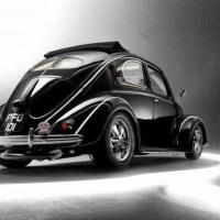 1950 VW Deluxe Splitscreen Beetle