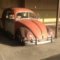 1957 Oval Bug for Sale