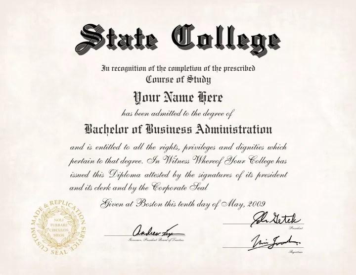college diploma template pdf - Maggilocustdesign