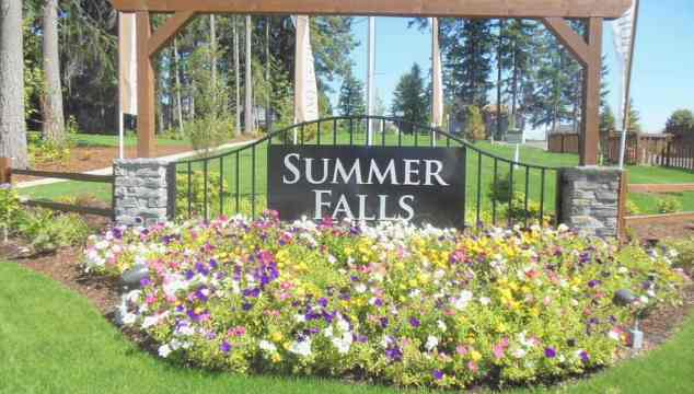 Summer Falls New Home Construction in Beaverton