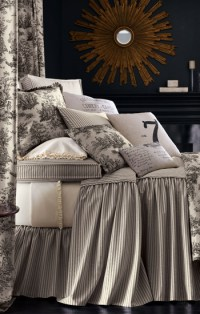 Toile Bedding | Toile Duvets & Comforters | Buyer Select