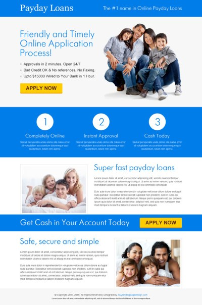 Landing page design templates special 20% discount offer