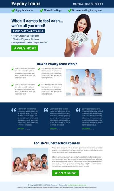 Premium landing page design templates to double your conversion