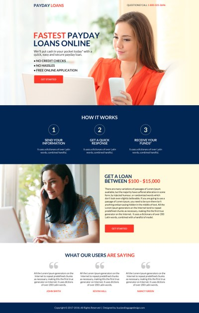 Latest creative lead gen landing pages for capturing leads - BUYLPDESIGN Blog