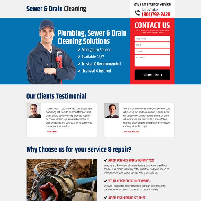 cleaning company ads minimfagency