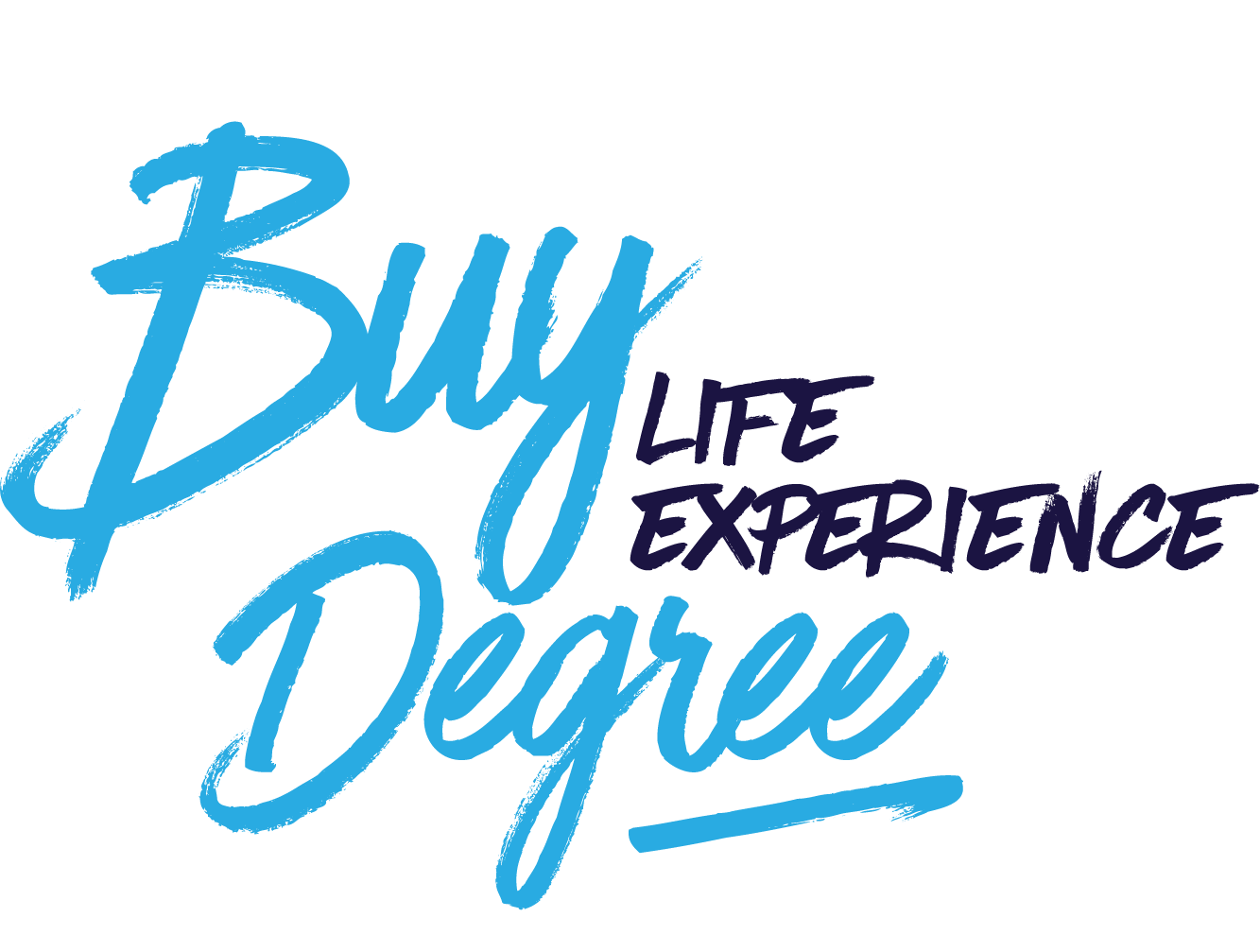 Buy Life Experience Degree