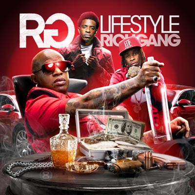 Rich Gang - Lifestyle | Buymixtapes.com