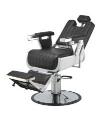 Pibbs Seville Barber Chair: Vintage, Heavy Duty Barber Chair