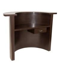 Circular Reception Desk - Hostgarcia