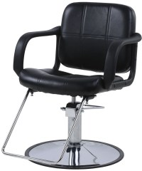Hydraulic Salon Styling Chair: Chris Styling Chair & Pump