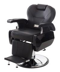 Big-D Deluxe Barber Chair
