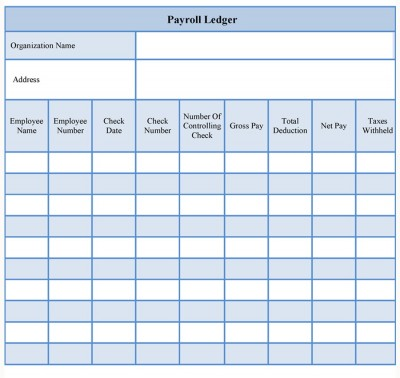 payroll ledger sample - Funfpandroid - payroll ledger sheet