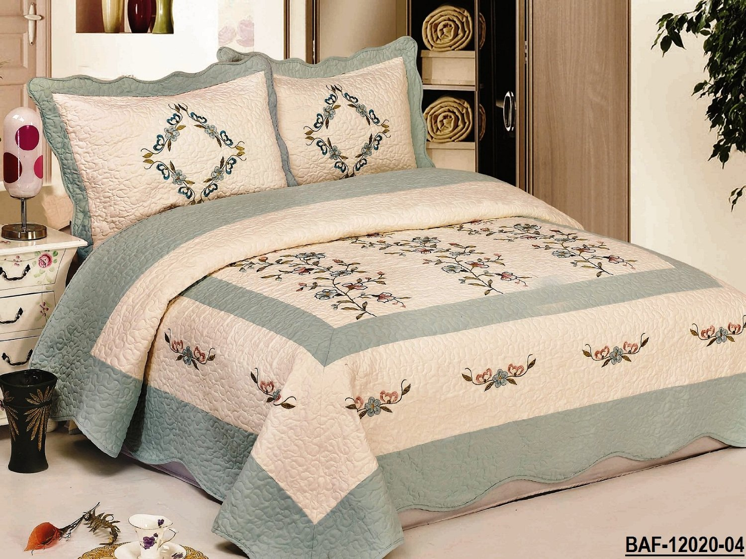 Brazilian embroidery bedspread designs -  Brazilian Embroidery Bedspread Designs 2 Download