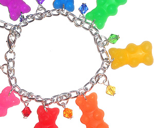 Gummy Bear Bracelet Buy This Bling