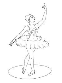 Coloriage De Danseuse De Hula.Coloriage Danseuse Orientale Coloriage Danse Gratuit Imprimer