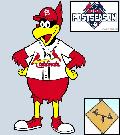 St Louis Cardinals No Longer NL Postseason Favorites