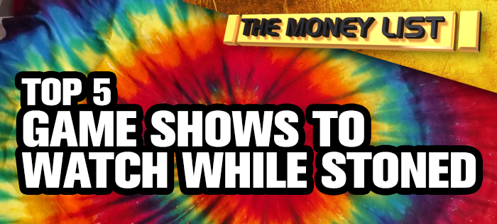 Top 5 Game Shows To Watch While Stoned