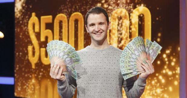 Jonathan Maher Wins $500,000 on Australia's Million Dollar Minute
