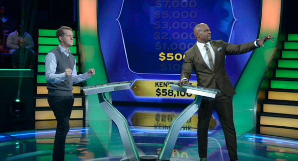 Ken Jennings Plays Who Wants to be a Millionaire November 14th