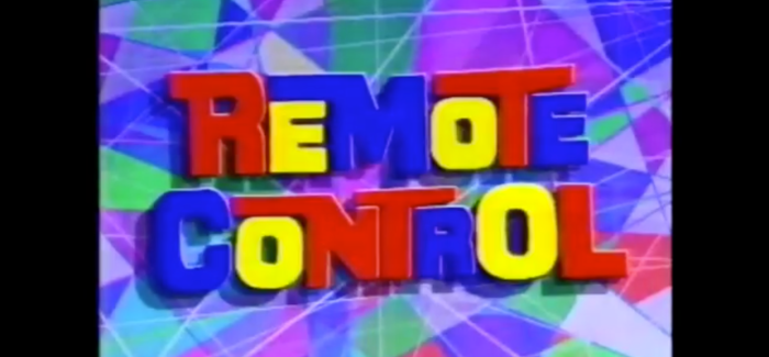 WATCH: The Poshest Version of Remote Control