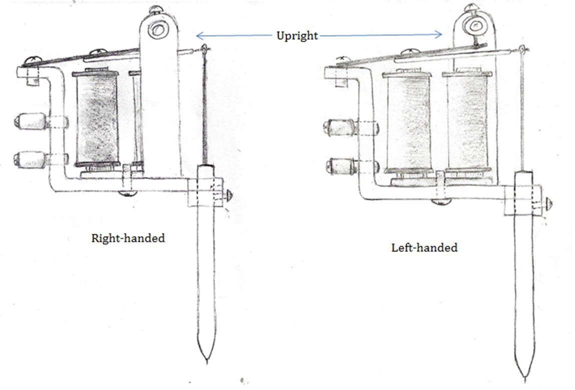 tattoo gun coil wiring diagram