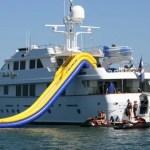 Bahamas yacht charter Sweet Escape. Deep sea fishing charter