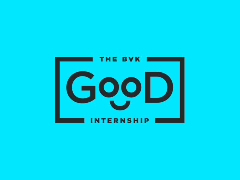 The Good Internship Program - BVK - looking for an internship