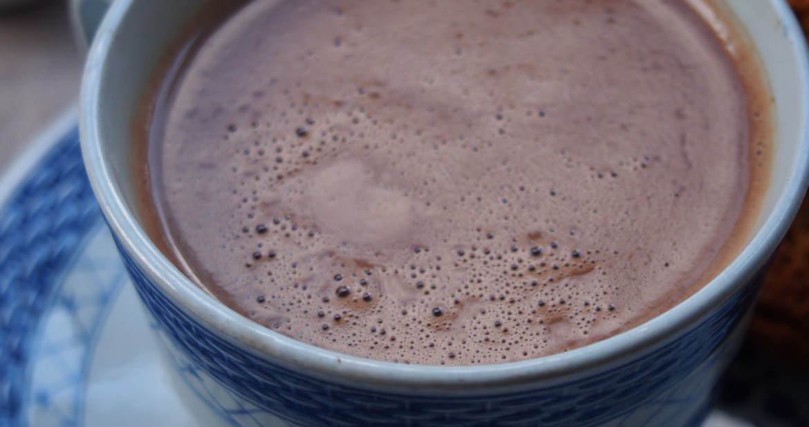 Hot Cacao, Superfood, The Rosedog Blog, www.therosedogblog.me