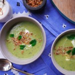 Broccoli & Mint Soup, Healthy Superfood Soup Ideas, Recipes By Rosie, www.by-rosie.com