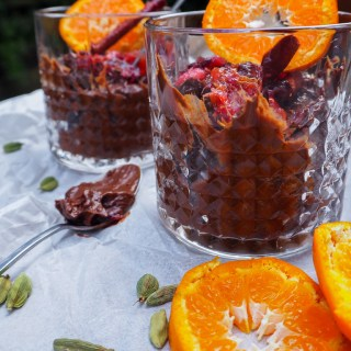 Blood Orange Choc Mousse, Simple Dairy Free dessert, Recipes by Rosie ...