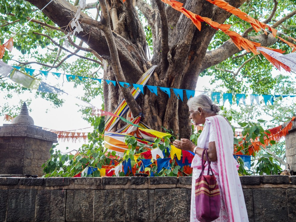 Sacred Bao Tree, Prayers, Dambulla Temple Cave, 5 tips to stay healthy whilst travelling, www.by-rosie.com