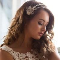 wedding hair bands uk a twist of elegance wedding hair band