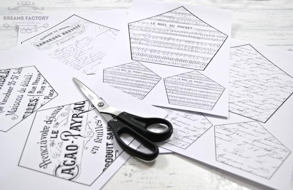 DIY French paper stars -  (43)  copy