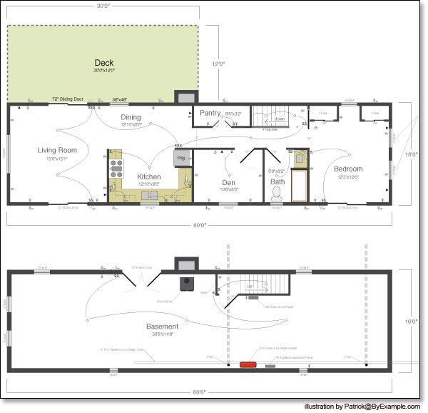 Passive Solar House Plans - Version 3 \u2014 ByExample