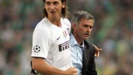 Ibrahimovic-e-Mourinho