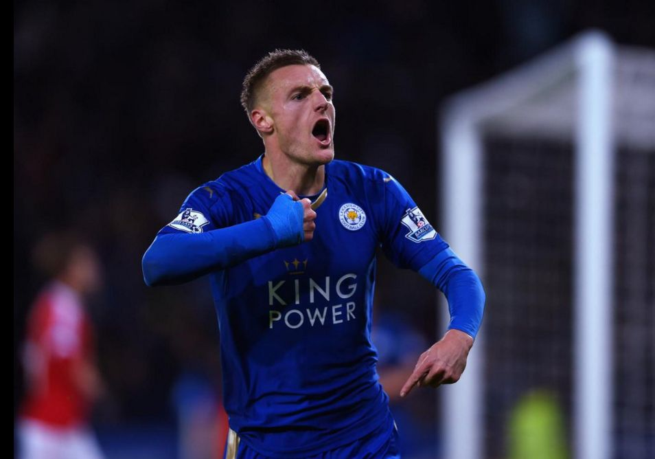Deal Done: Chelsea Top Target Jamie Vardy Signs Contract Worth £70,000-per-week