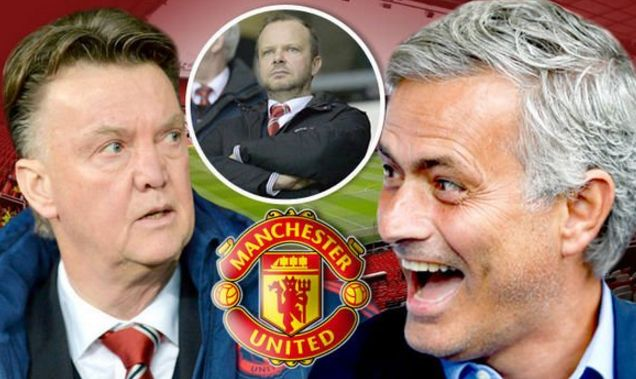 Photo: Mourinho meets Ed Woodward to finalize 3-year deal worth £60m