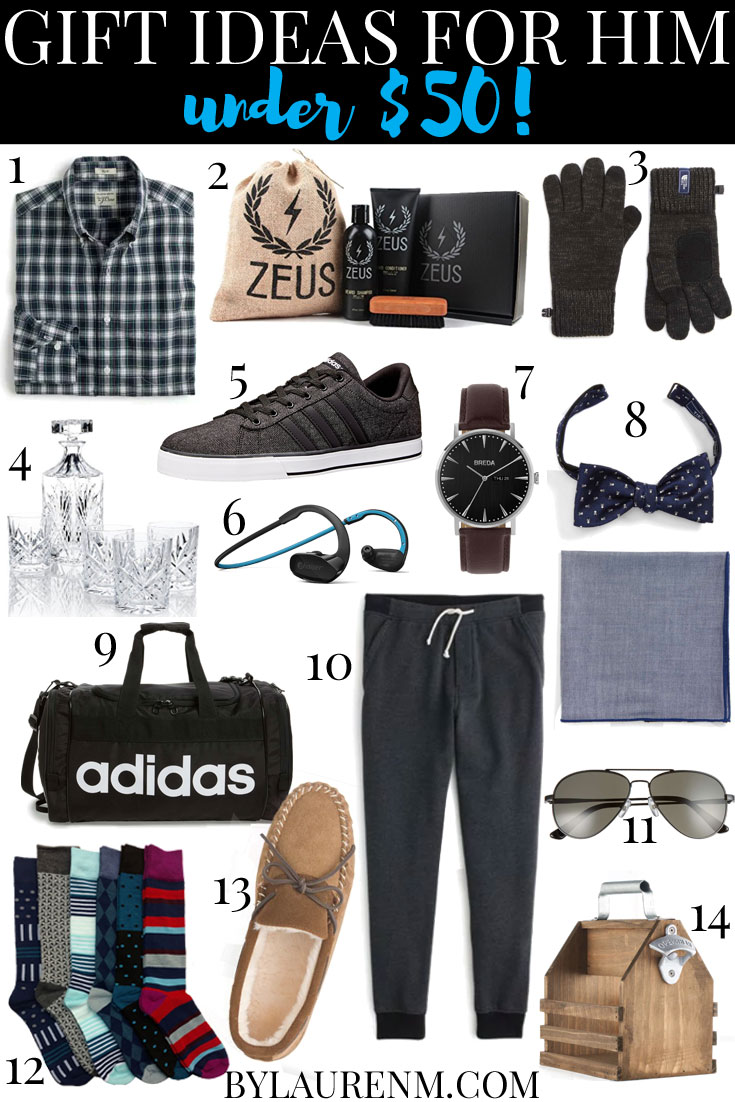 Mens Gifts Ideas Under 50 ✓ The Christmas Gifts