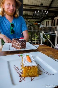 Mmmmm, cake!