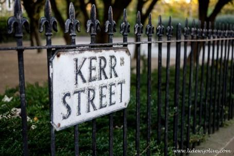 Kerr street