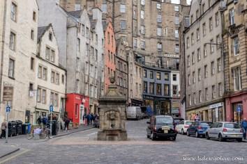 Edinhurgh street