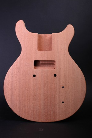 BYO Custom Shop LP Jr - Guitar bodies and kits from BYOGuitar