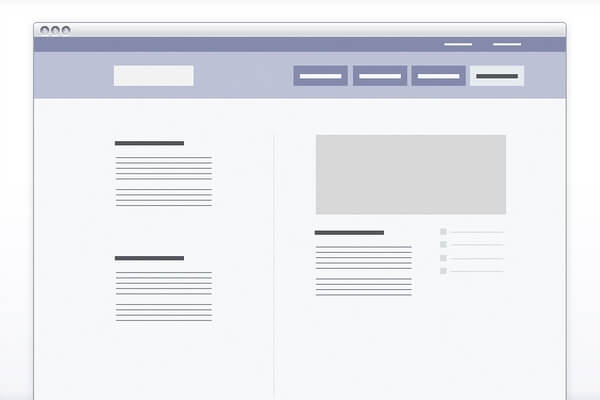 Wireframe Templates Bypeople - wireframe templates