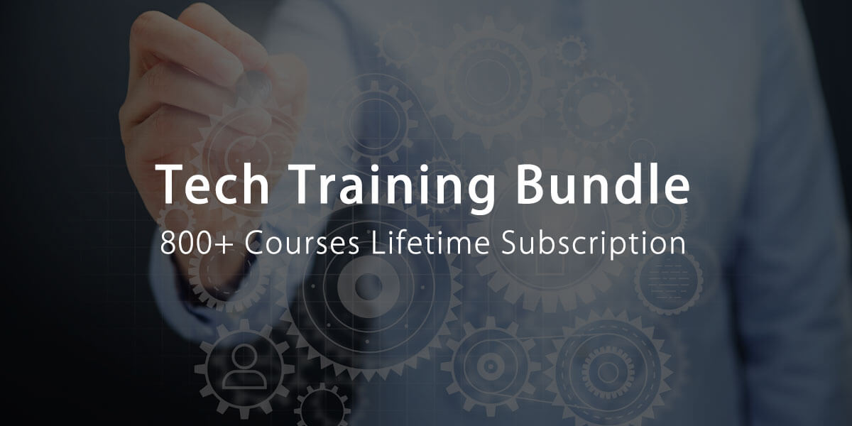 800+ Tech Training Courses Bundle \u2013 Lifetime Subscription Bypeople