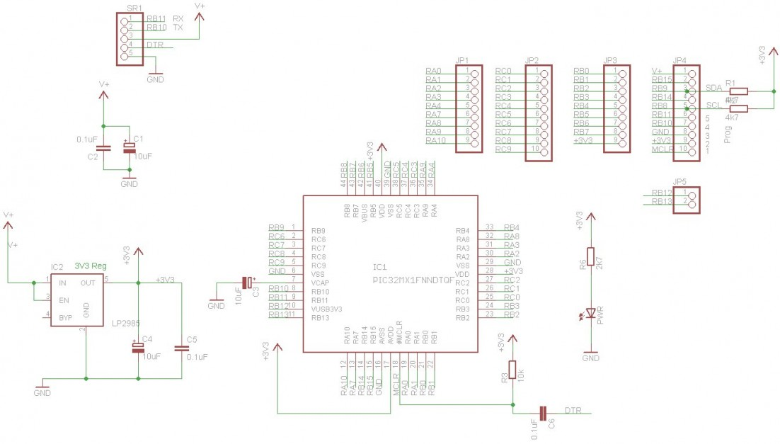comparators wiring diagram