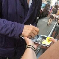 Kristen Skeet: I Met Gabriel Byrne Yesterday!