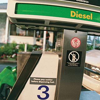 Diesel eller bensin korta sträckor