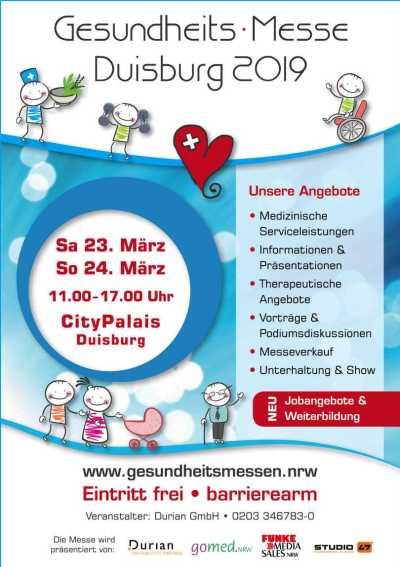 BZ Duisburg total lokal - Messe